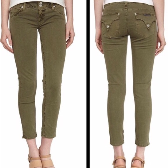 f1fd9f0aed3 Hudson Jeans Jeans | Hudson Olive Green Skinny Size 25 | Poshmark